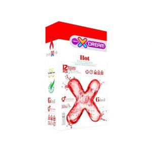 کاندوم 6 در 1 ایکس دریم